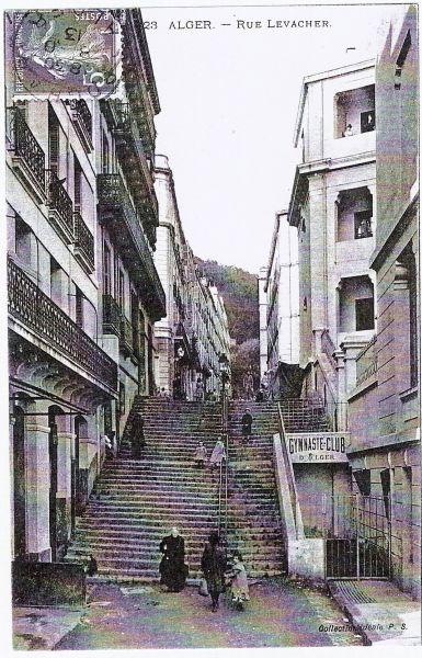 La rue Levacher