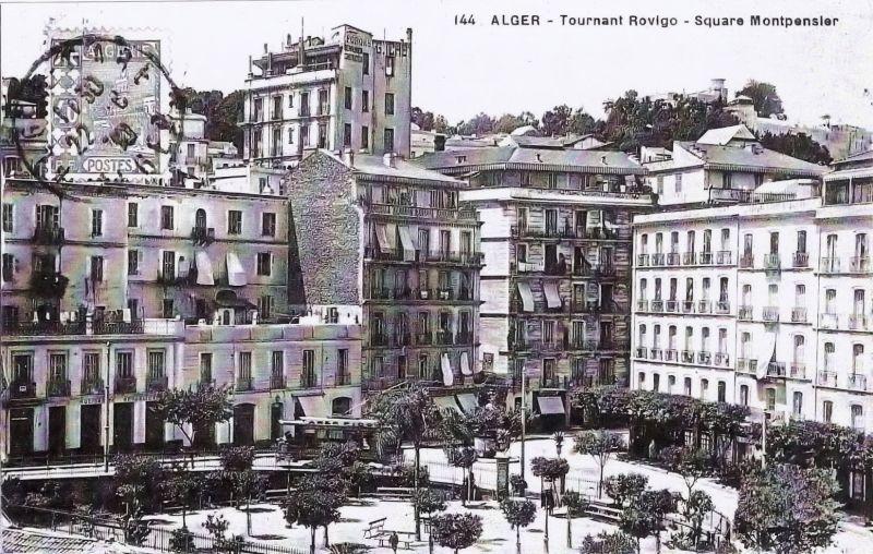 Le square Montpensier