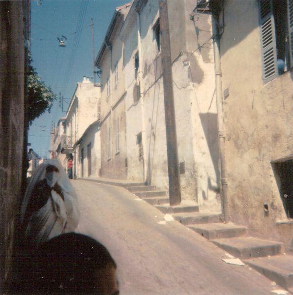 La rue François Villon
