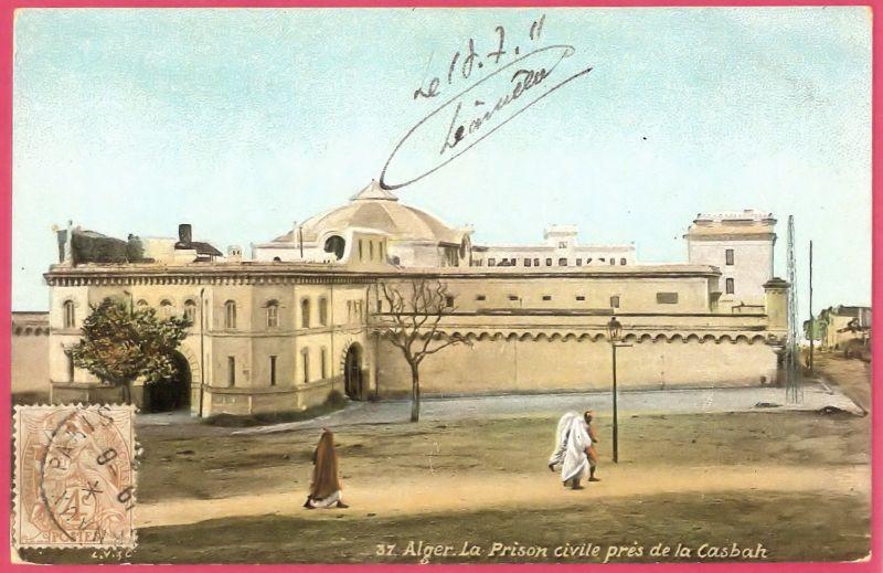 Barberousse - La prison civile