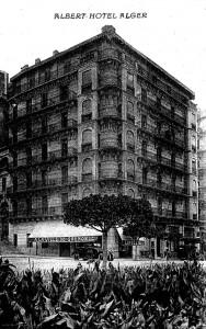 Albert Hotel - Alger